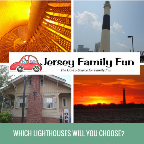 New Jersey Lighthouse Challenge