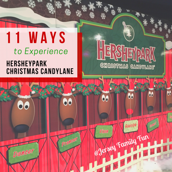 11 Ways to Experience Hersheypark Christmas Candylane