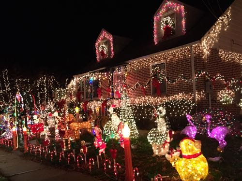Holiday Displays & Lights in New Jersey