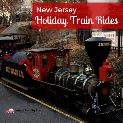 NJ Holiday Trains