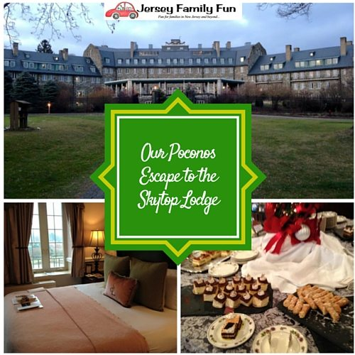 Our Poconos Escape To The Skytop Lodge