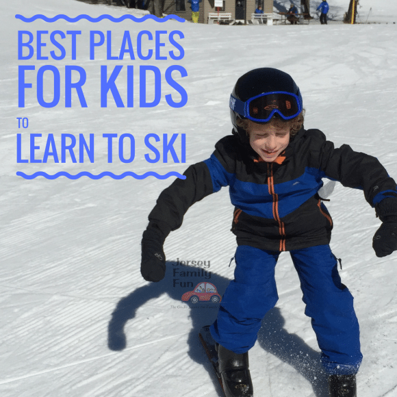 Best Places for Kids to Learn to Ski