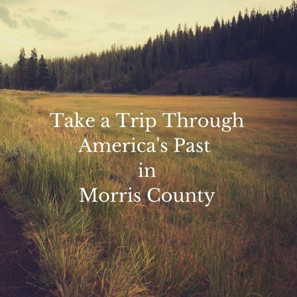 Morris County Historical Sites