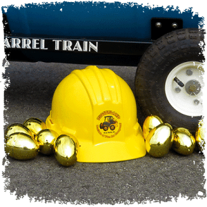 New Jersey Easter Egg Hunts at Diggerland in Berlin New Jersey