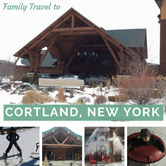 Family Travel to Cortland New York