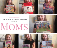 Best Children's Books about Moms