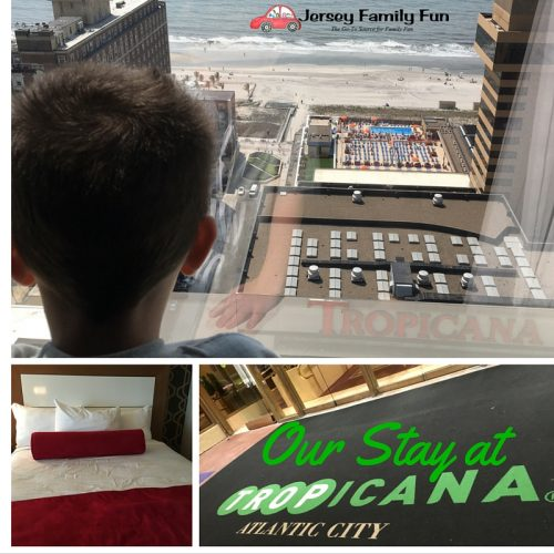 Our Family Friendly Stay At Tropicana Hotel Atlantic City