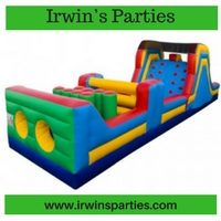 Irwin's Parties in New Jersey Birthday Party rentables