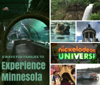 Minnesota family attractions
