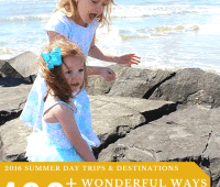 Ways to have summer fun with your kids