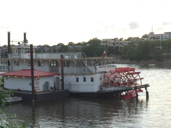 Paddleford Riverboats
