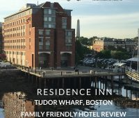 Residence Inn Tudor Wharf Boston