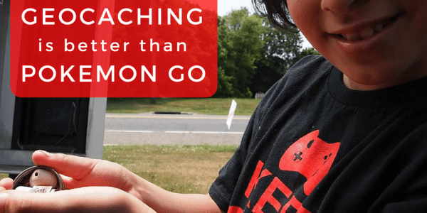 8 Reasons Geocaching is Better Than Pokemon Go