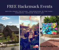 FREE Hackensack Events