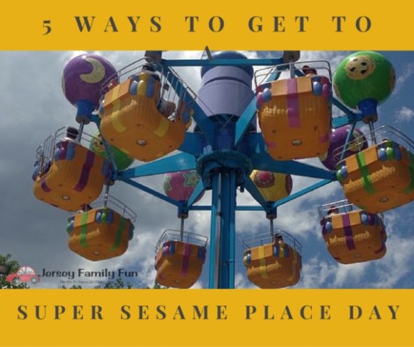 Sesame Place Attractions