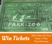 Sahls Father Son Farm Ticket Giveaway Galloway Farm