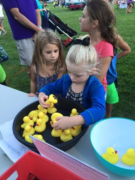 Finding Dory Party Matching Duck Game