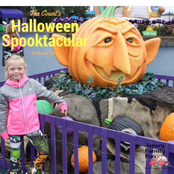 the counts halloween spooktacular at sesame place jersey family fun - Sesame Place Halloween