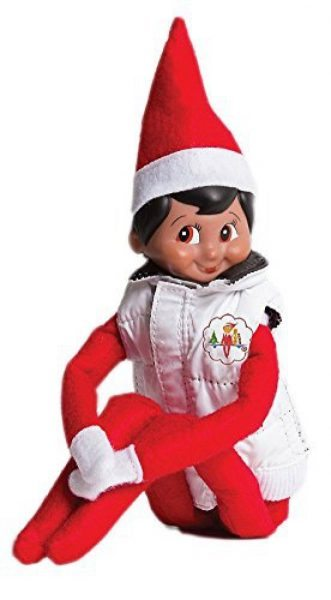 Elf on the Shelf Outfits 2014 Exclusive Limited Edition the Elf on the Shelf Claus Couture Cute Puffer Vest