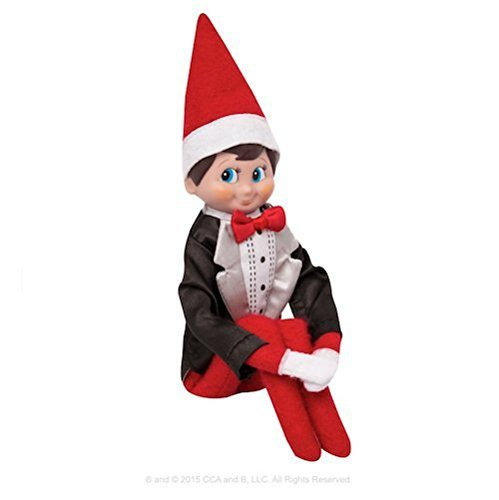 Elf on the Shelf outfits Elf on the Shelf Dapper Tuxedo