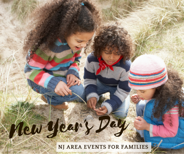 New Jersey New Year's Day Events for families