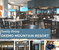 Okemo Mountain Resort Restaurants(1)