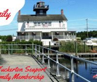 Tuckerton Seaport Family Membership