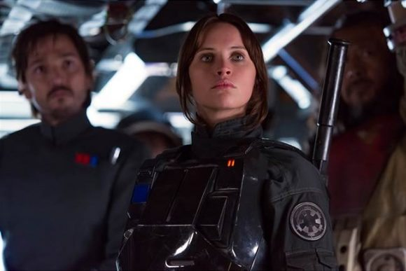 Rogue One; A Star Wars Story