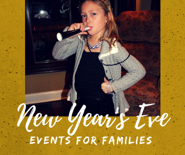 local New Year's Eve Events for families in New Jersey(1)