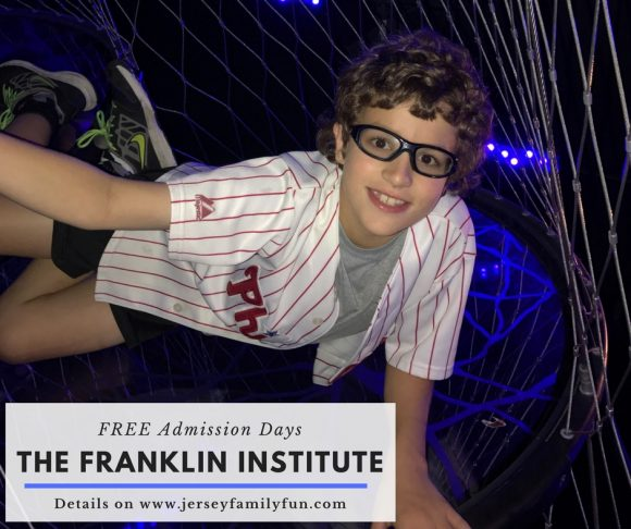FREE Admission Days At the Franklin Institute