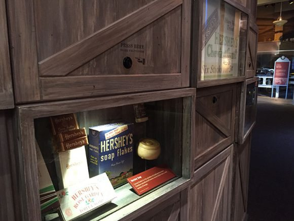 Hersey Story Museum sweet innovations