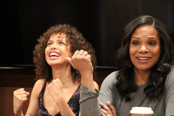 Beauty and the Beast AUDRA MCDONALD & GUGU MBATHA-RAW