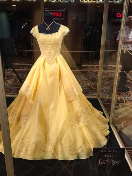 Beauty And The Beast Belles Dress