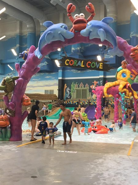 Kalahari Resorts Expansion Kalahari Resorts Waterpark toddler area in th poconos