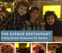A Long Branch Restaurant for families