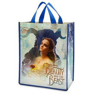 Beauty and the Beast Reusable Tote