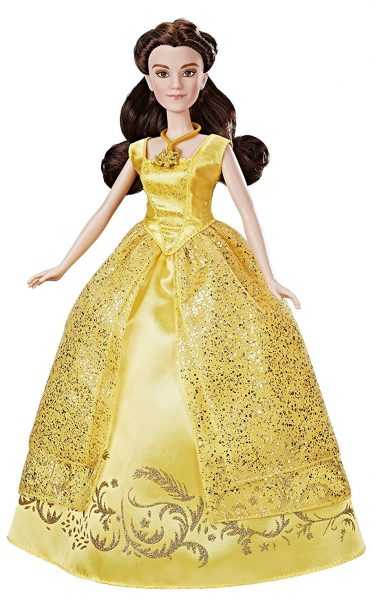 Disney's Enchanting Melodies Belle Doll