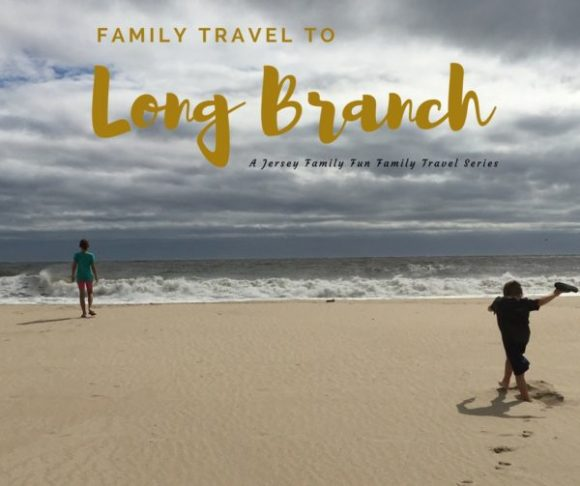 Family vacations in Long Branch, New Jersey