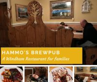 Hammo's Brewpub Restaurant in Windham, New York