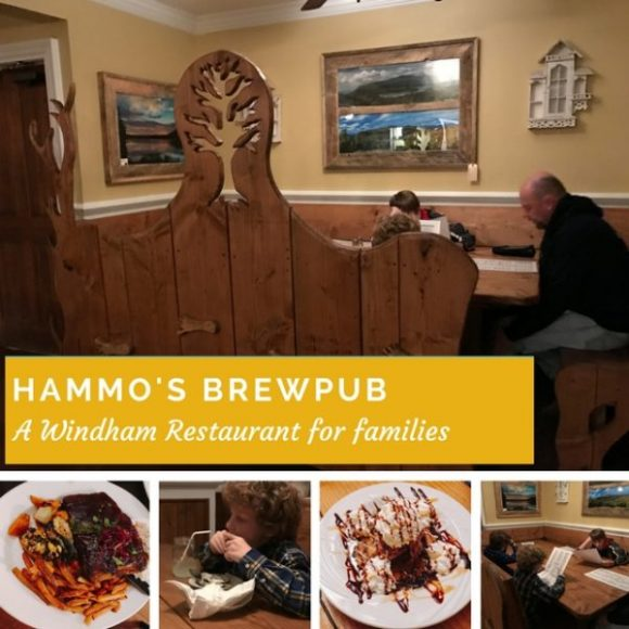 Hammo's Brewpub Restaurant in Windham, New York, Windham Mountain Restaurants