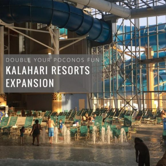 Kalahari Resorts Expansion Kalahari Resorts Waterpark Poconos