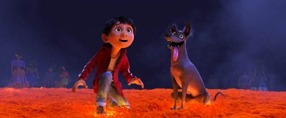 Disney Pixar's COCO movie