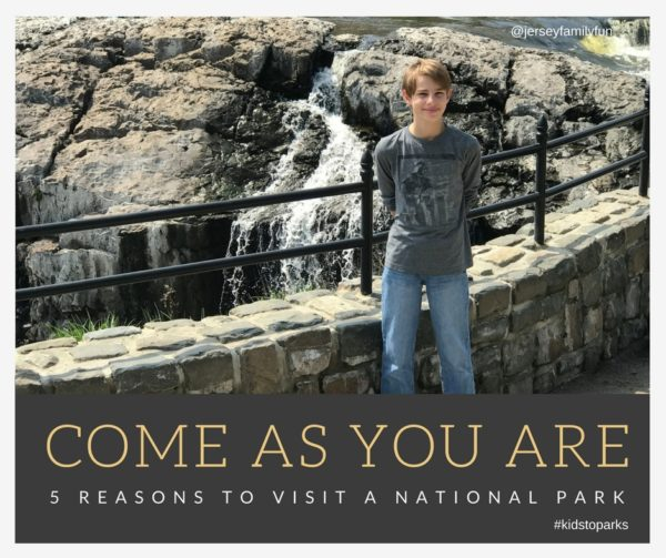 5 reasons to visit a national park