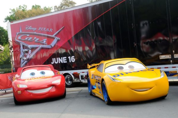 Cars 3 Road to the Races National Tour