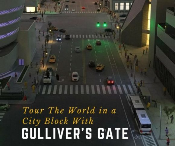 Gulliver's Gate, miniatures village New York City attraction
