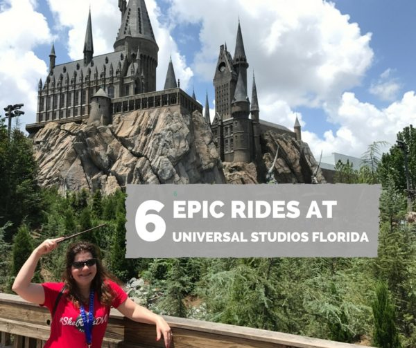 6 Epic Rides at Universal Studios Florida