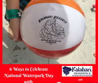 National Waterpark Day at Kalahari Resorts in the Poconos