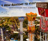 New Reasons to visit Hersheypark for the Summer of 2017