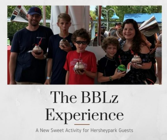 The BBLz Experience, A New Sweet Activity for Hersheypark Guests