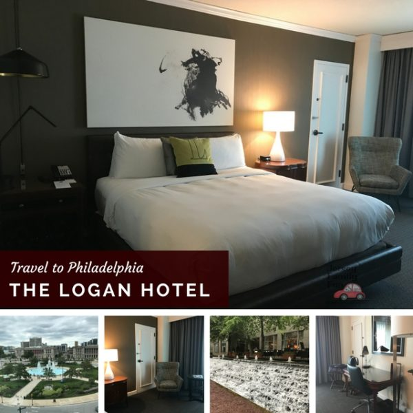 The Logan Hotel in Philadelphia Hotel Review